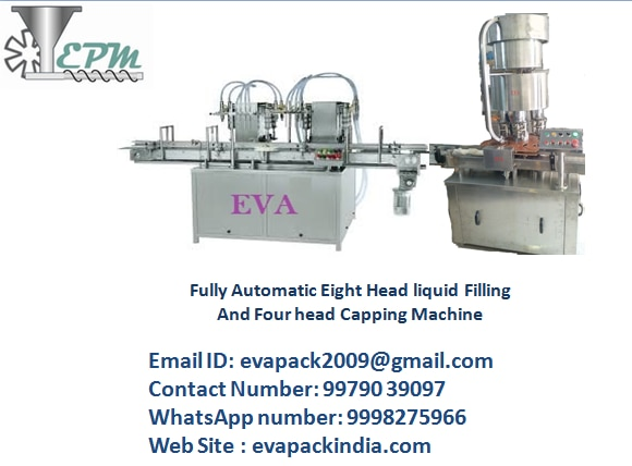 "Founded in the year 2008, we ""Eva Pack Machinery"","