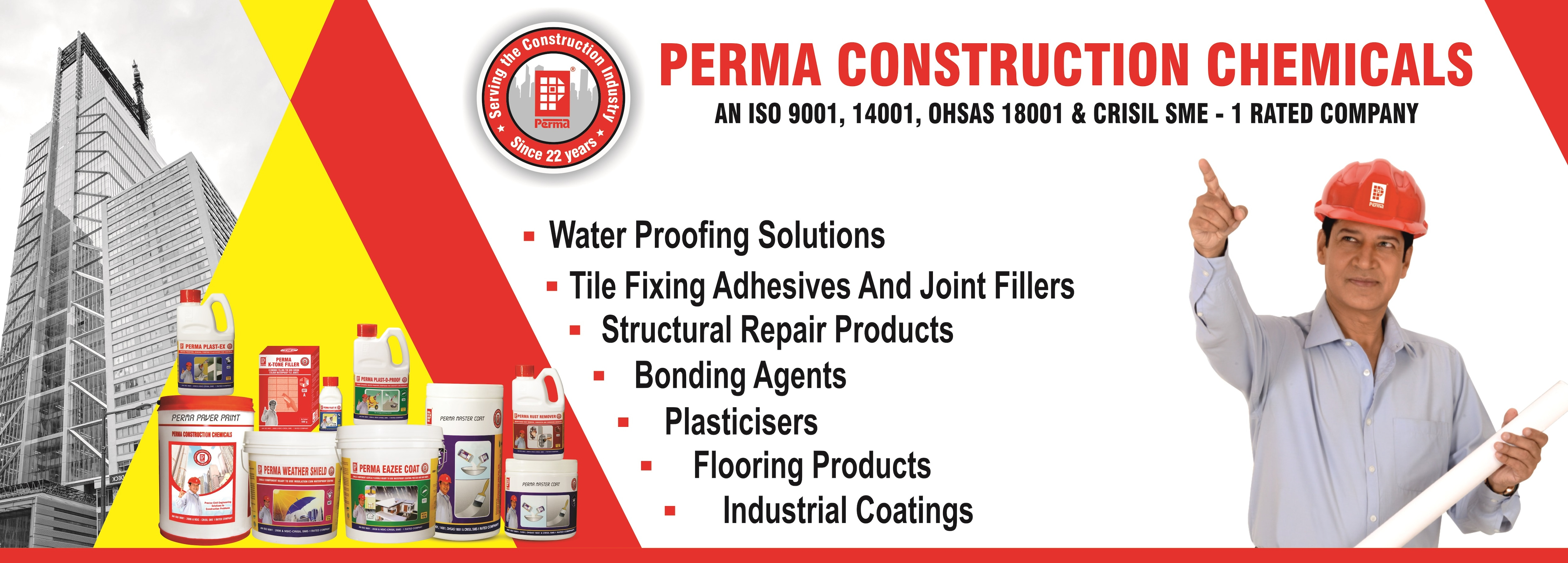 Waterproofing Chemic