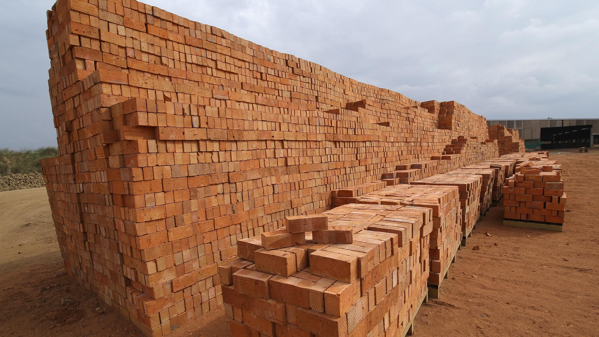 analysis of eco friendly bricks Made to replace the red bricks with eco – friendly aac blocks the usage of aac block reduces the cost of construction upto 20% as reduction of dead load.