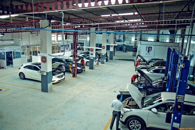 Services From Motr1 Luxury Automotive Workshop In South Delhi