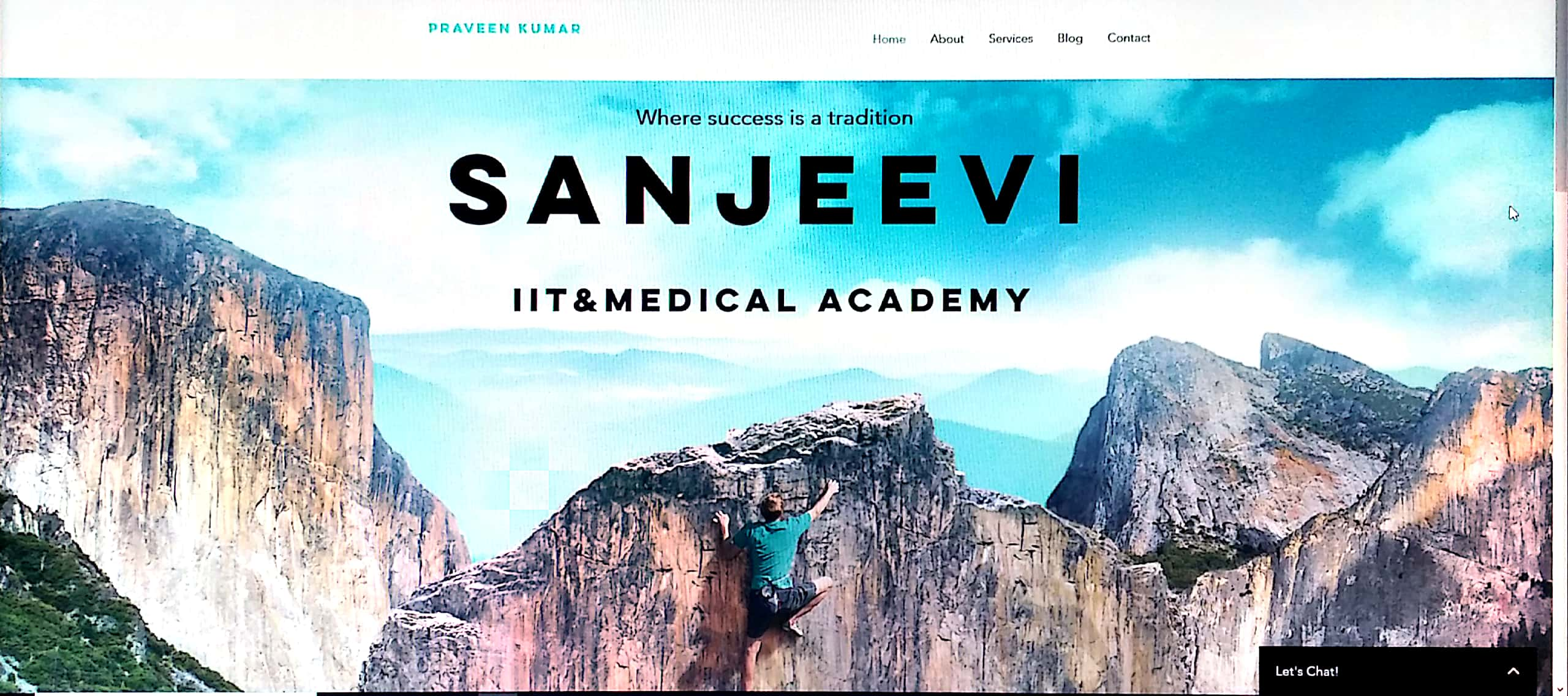 We at the SANJEEVI are aware of potential value of